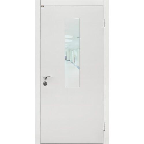 Двери крашенные