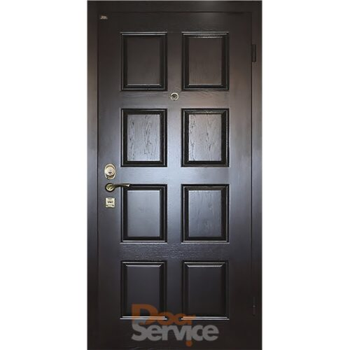 Двері з фільонкою