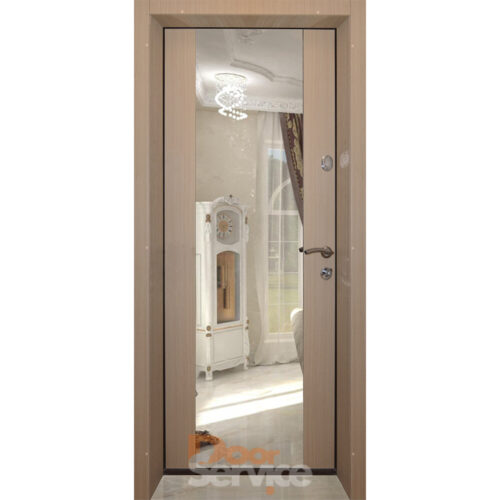 Двері з дзеркалом